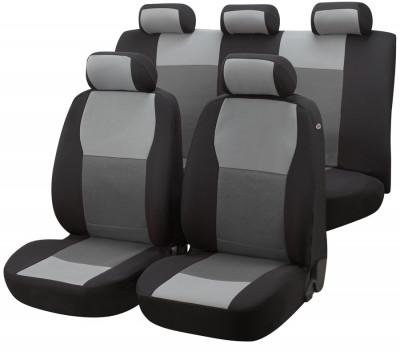 Car Seat Cover Oria gray