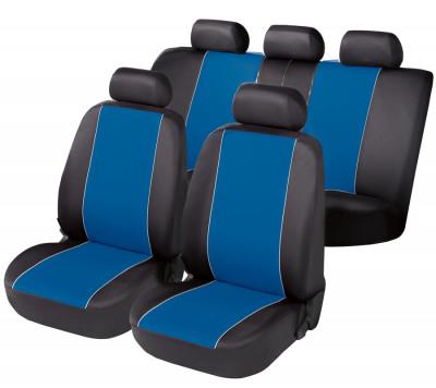 Car Seat Cover Monsun blue