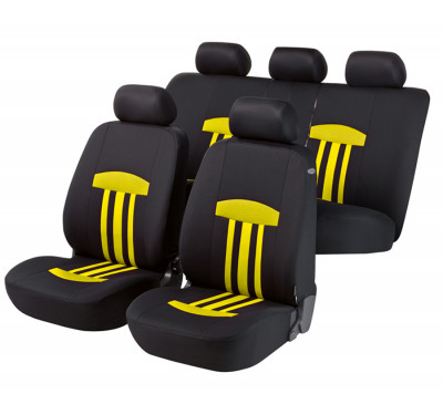 Car Seat Cover Kent yellow