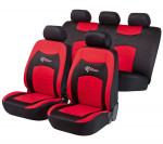 Car Seat Cover RS Racing red