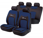 Car Seat Cover RS Racing blue
