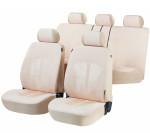 Car Seat Cover Velvet beige