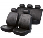 Car Seat Cover Artificial Leather soft nappa black