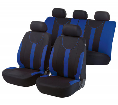 Car Seat Cover Dorset blue