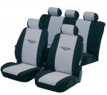 Car Seat Cover Danakil gray