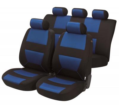 Car Seat Cover Bozen blue
