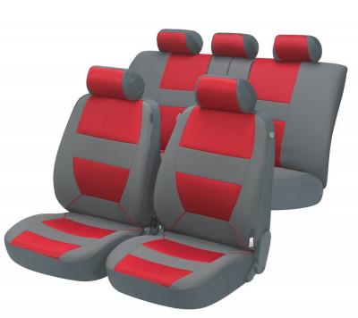 Car Seat Cover Bozen red