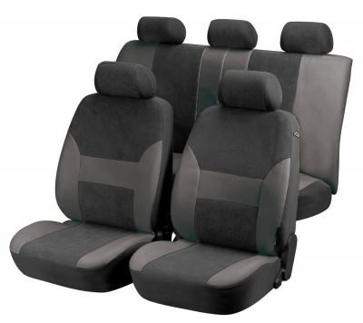 Car Seat Cover Dubai gray