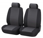 Car Seat Cover Pineto for front seats gray