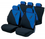 Car Seat Cover Lotus blue