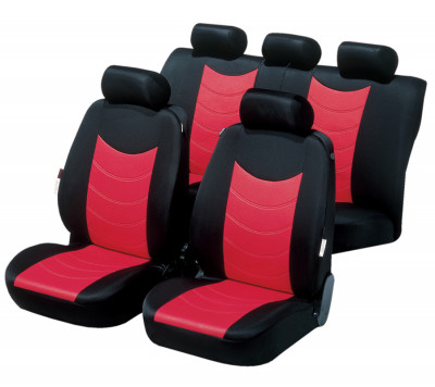 Car Seat Cover Felicias red