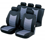 Car Seat Cover Felicias gray