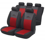 Car Seat Cover Racing red