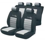 Car Seat Cover Sportline silver