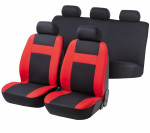 Car Seat Cover Cruise red