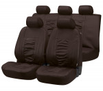 Car Seat Cover Artificial Leather Raphael brown