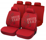 Cotton Car Seat Cover Belize